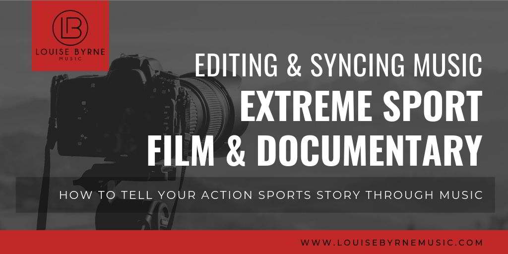 extreme sports filmmaker advice