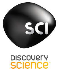 Discovery Science Log - Black Blob with Orange Text - Free Background Music