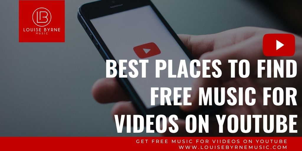 music for videos on YouTube