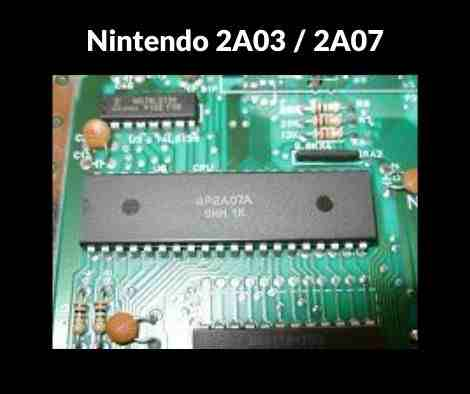 Chip from Nintendo for Video Game Music