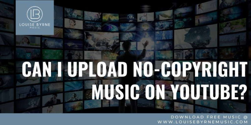 no-copyright music and youtube