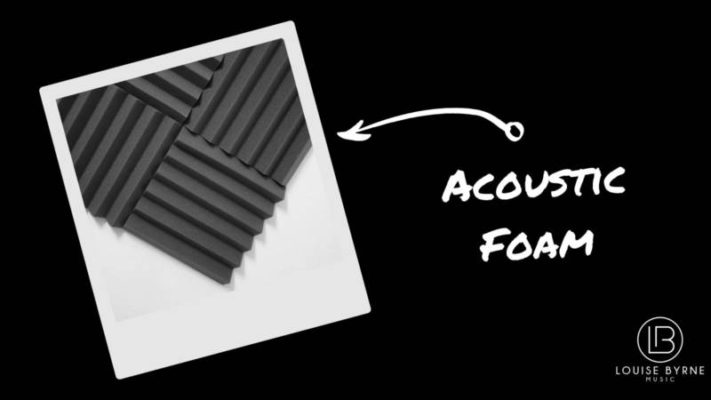 acoustic foam for sound proffing
