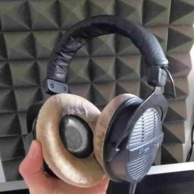 wear and tear on dt990