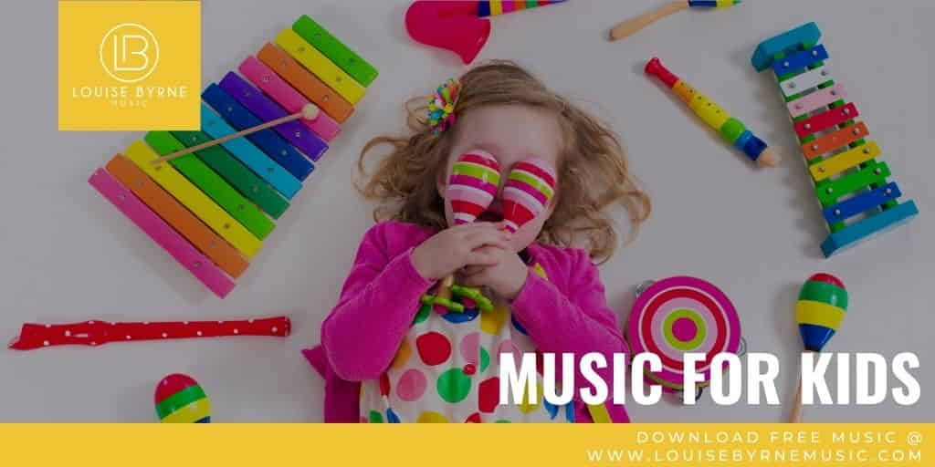shows kids music and kid musical instruments