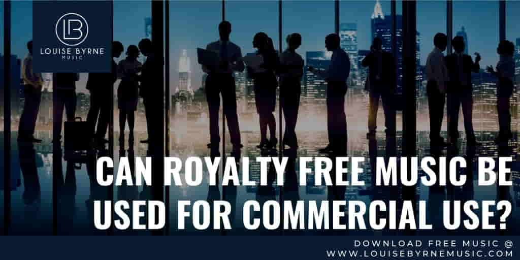 royalty free music for commercial use