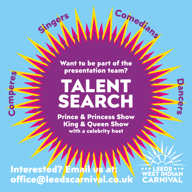 Carnival Talent Search