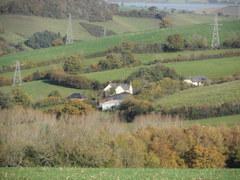 country house, farm
