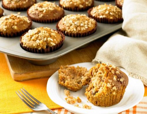 Autumn Feast Muffins