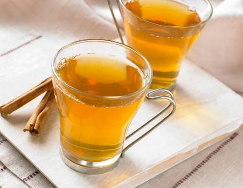 Non-alcoholic Hot Apple Cider