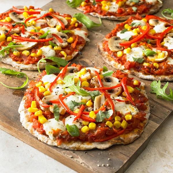 Mini Flatbread Pizza