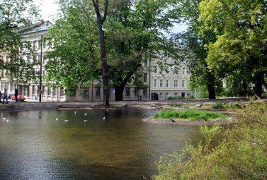 A Day In St. Hanshaugen
