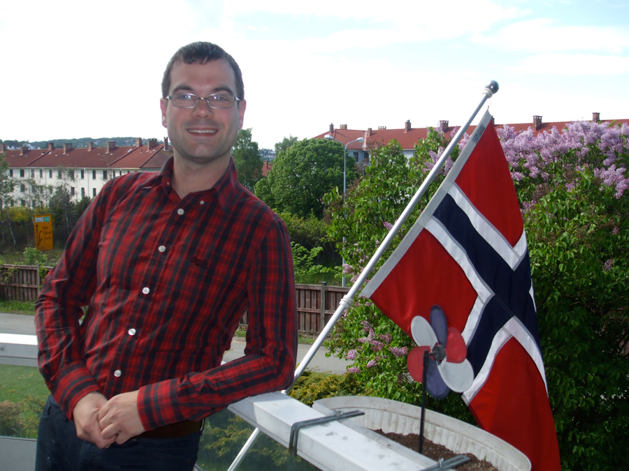 Crashing a Party – Norway's Constitution Day