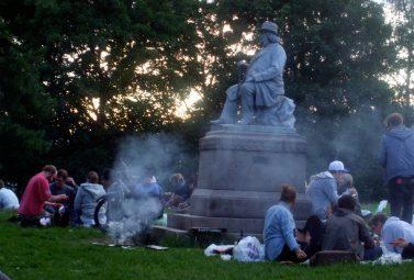 A Midsummer Night's Dream in Oslo