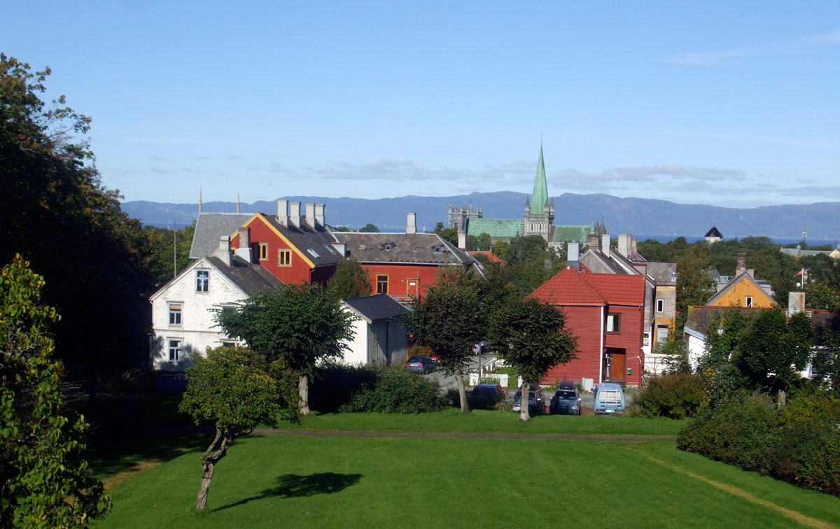 The Many Colours of Trondheim