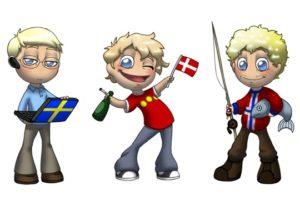 Introducing… Scandinavia and The World