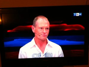 Gazza on TV2 Premier League in Norway