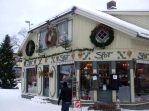 Cute shop in Lillehammer