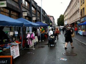 Market Day in Grunerløkka