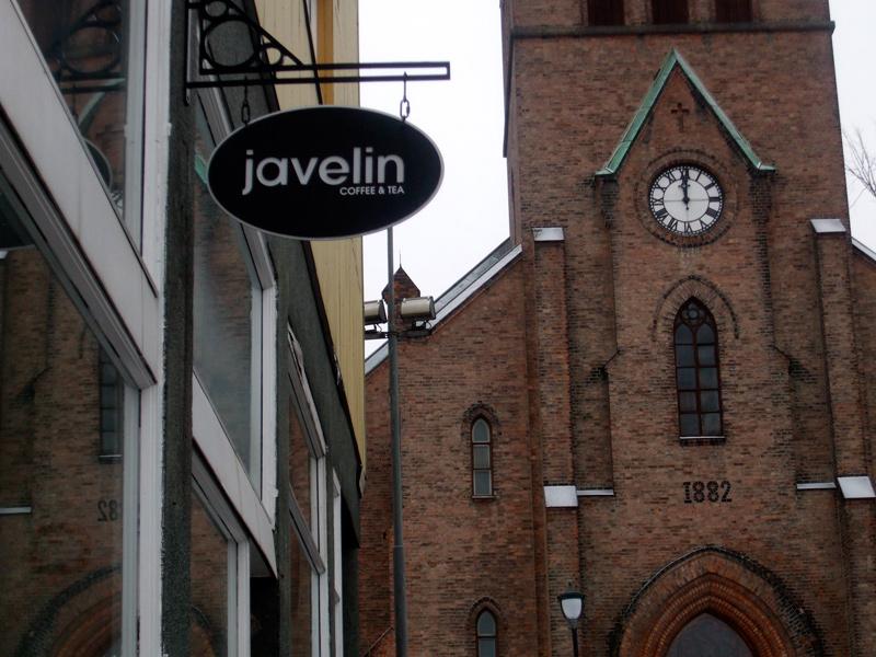Javelin Coffee House in Kampen