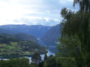 Hardangerfjord Norway