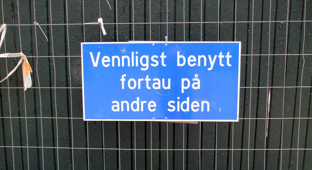 Please in Norwegian