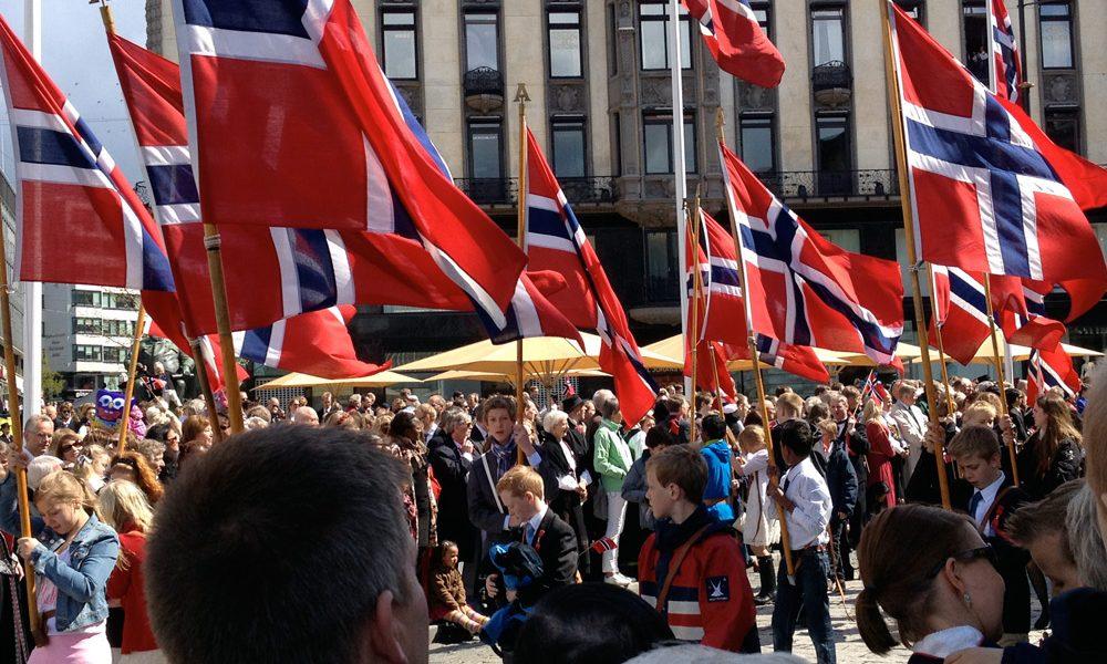 Norwegian National Day celebrations
