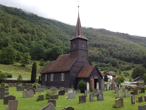 Flåm Church