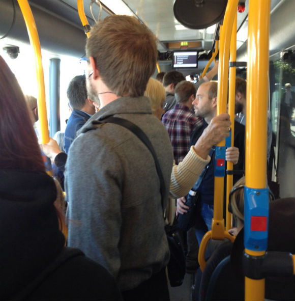 Fornebu Bus Commute
