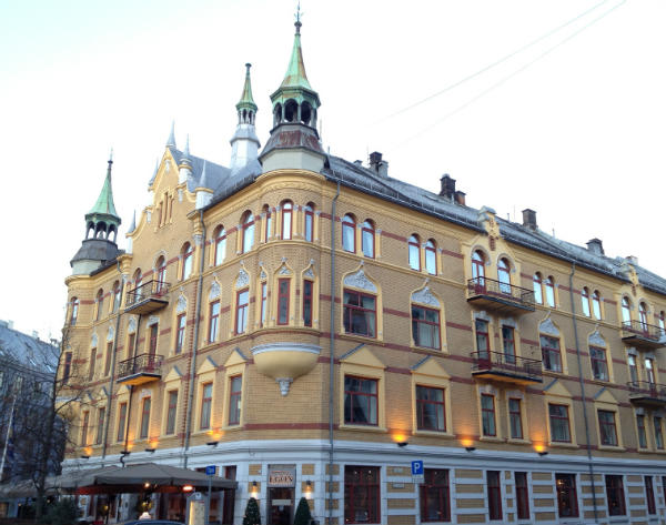Rica Hotell Bygdøy Alle