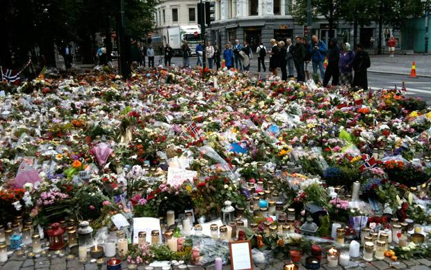 Oslo memorial