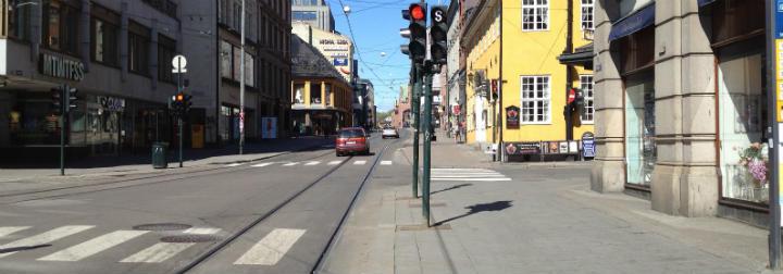 Quiet Oslo