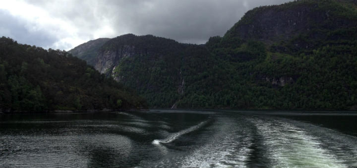 Osterfjord cruise