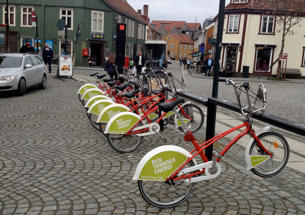Trondheim Bikes for Hire