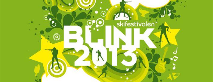Blink Ski Festival logo
