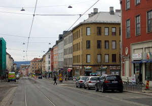 Living in Torshov, Oslo