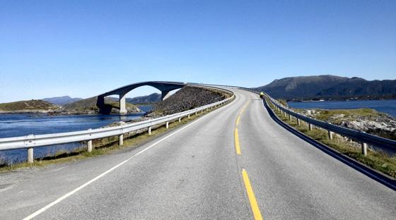 The Atlantic Road