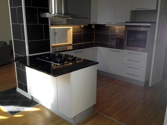 Viking Apartment kitchen