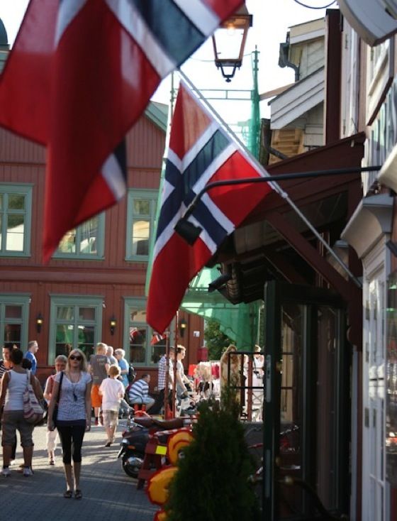 Living in Lillehammer