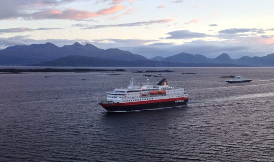 Hurtigruten Norway