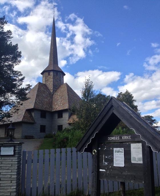 Dombås Church