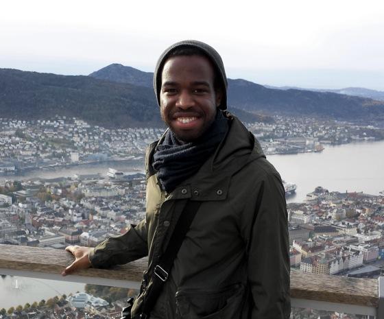 Keith in Bergen