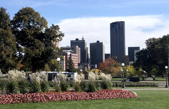 View of Downtown St. Paul