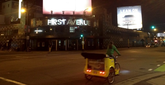 First Avenue, Minneapolis