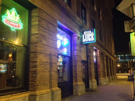 Pizza Luce, Minneapolis