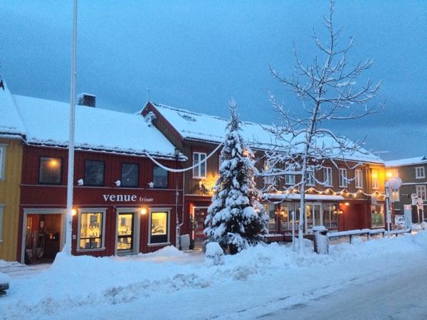 Bakklandet in December