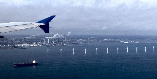 Wind farm CPH airport