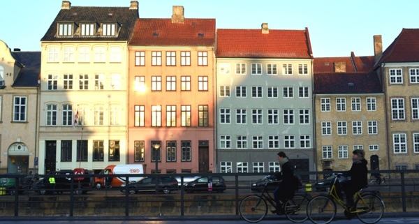 Colourful Nybrogade