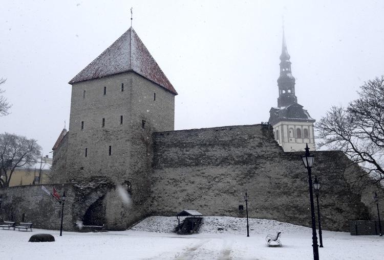Tallinn fortifications