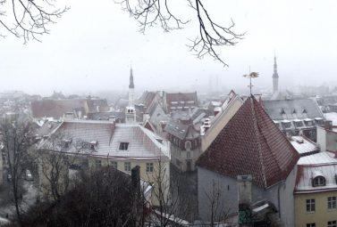 A Postcard from Tallinn