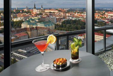 Radisson Blu Sky Hotel, Tallinn, Estonia
